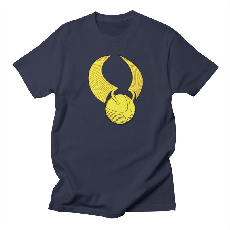 Golden Snitch Men's Regular T-Shirt by The Modern Goldfish Shop