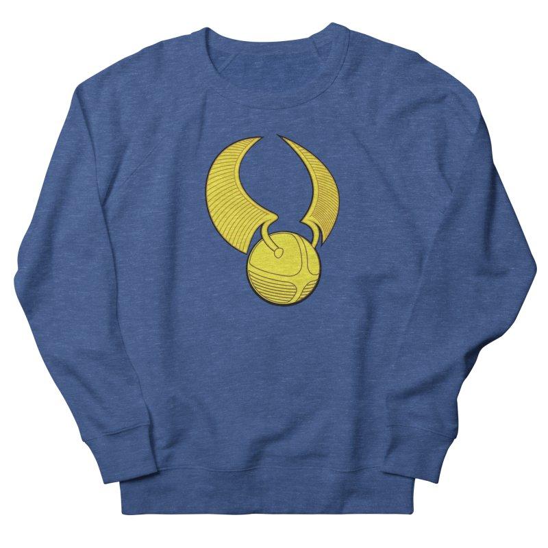 Golden Snitch Men's Sweatshirt by The Modern Goldfish Shop