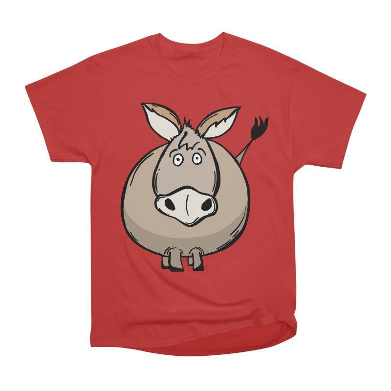 Sweet Donkey Men's T-Shirt by The Modern Goldfish Shop