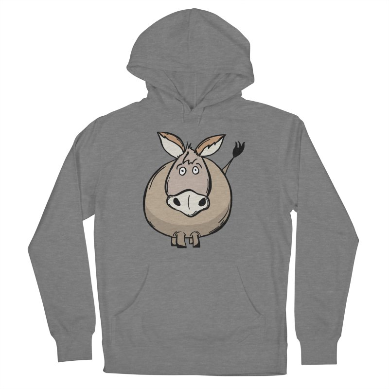 Sweet Donkey Women's Pullover Hoody by The Modern Goldfish Shop