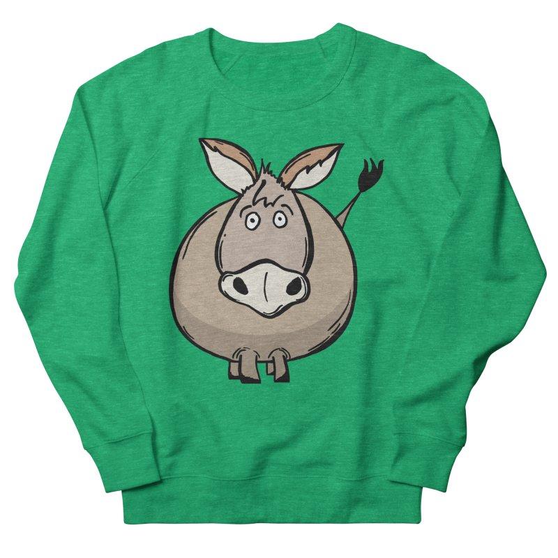 Sweet Donkey Women's Sweatshirt by The Modern Goldfish Shop