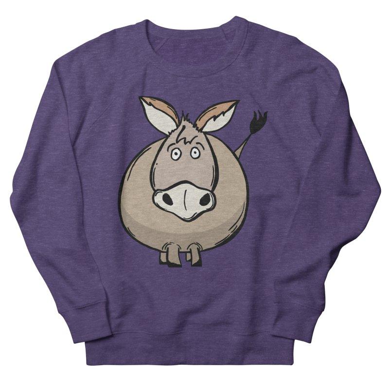 Sweet Donkey Men's Sweatshirt by The Modern Goldfish Shop
