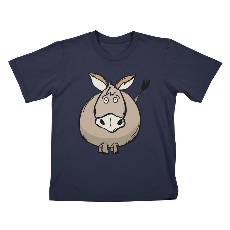 Sweet Donkey Kids T-Shirt by The Modern Goldfish Shop