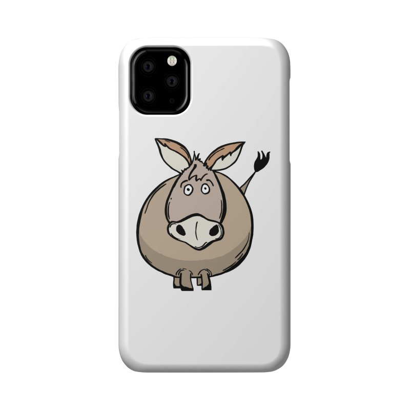 Sweet Donkey Accessories Phone Case by The Modern Goldfish Shop
