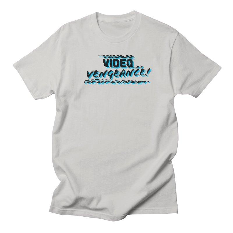 Video Vengeance Men's T-Shirt by Modern Superior