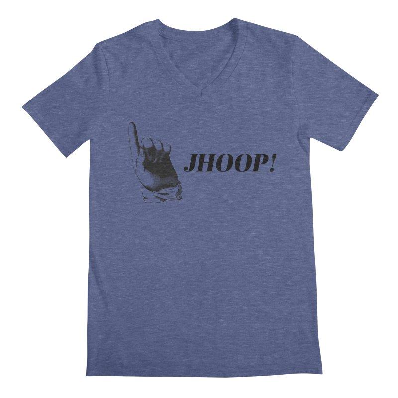 JHOOP! Men's V-Neck by Modern Superior