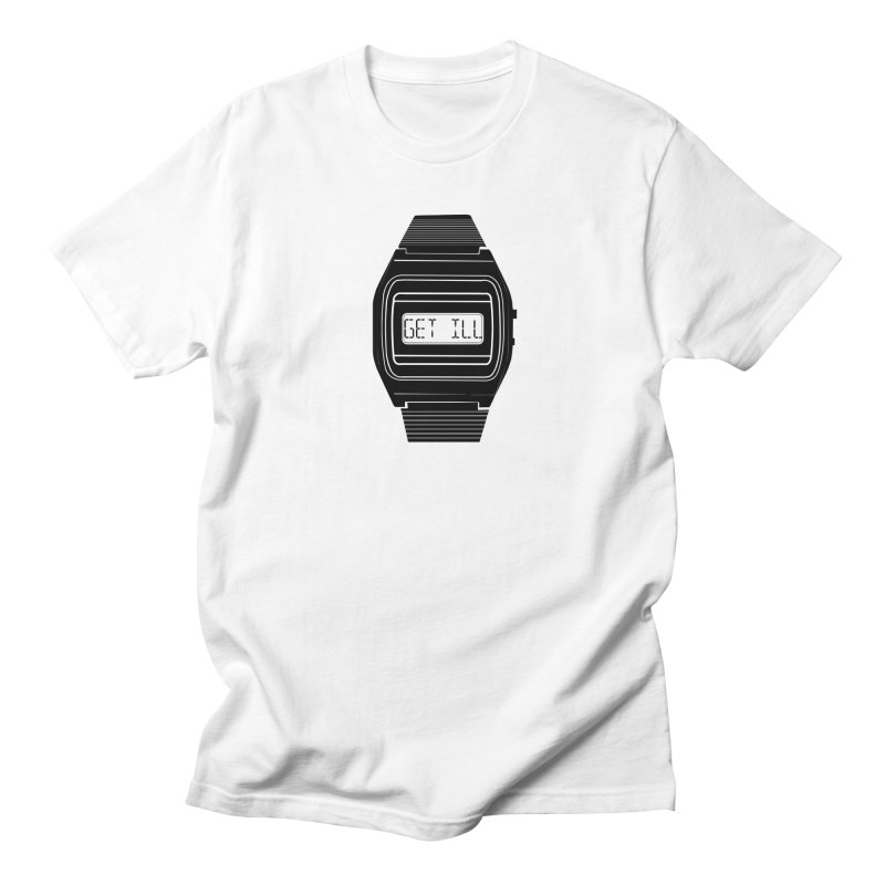 What's The Time? Men's Regular T-Shirt by Modern Superior