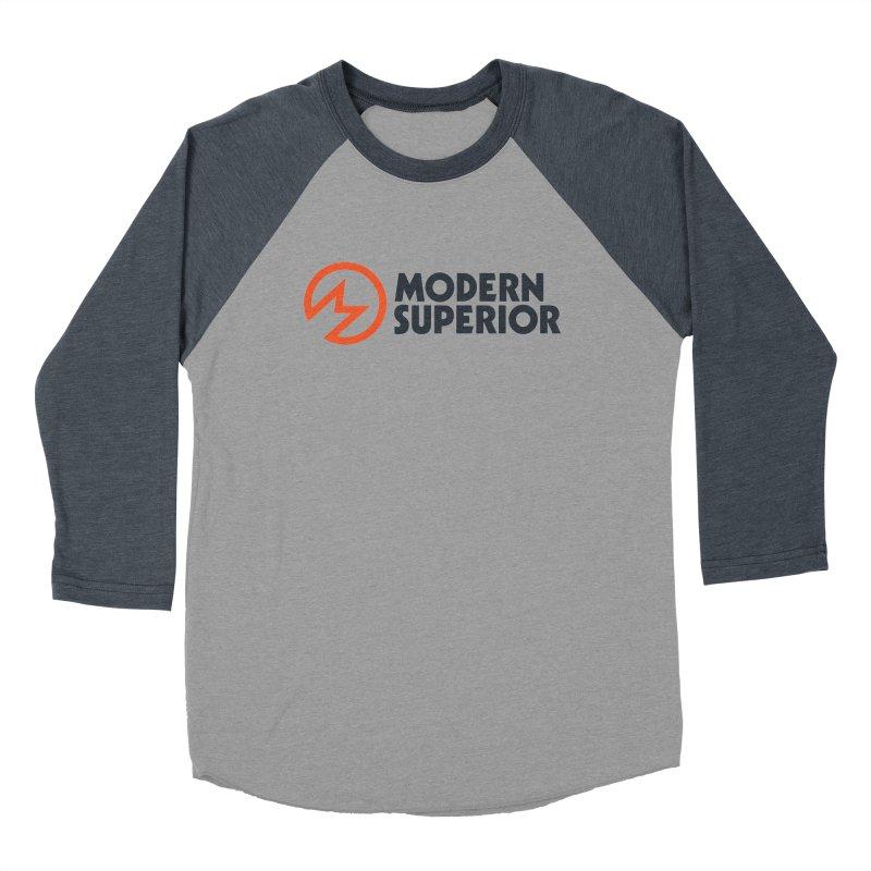 Modern Superior Logo Women's Longsleeve T-Shirt by Modern Superior