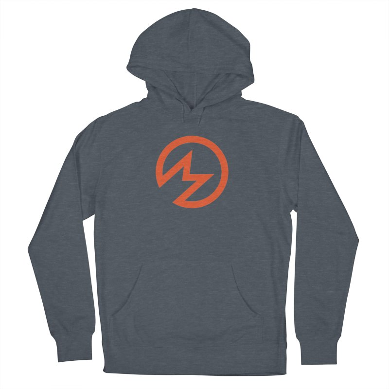 """Modern Superior """"M"""" Logo Men's French Terry Pullover Hoody by Modern Superior"""