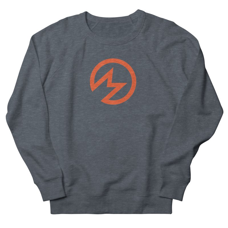 "Modern Superior ""M"" Logo Women's French Terry Sweatshirt by Modern Superior"