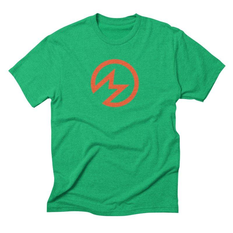 "Modern Superior ""M"" Logo Men's Triblend T-Shirt by Modern Superior"