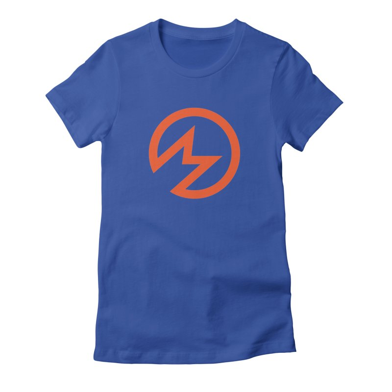 """Modern Superior """"M"""" Logo Women's Fitted T-Shirt by Modern Superior"""