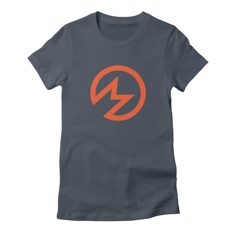 "Modern Superior ""M"" Logo Women's Fitted T-Shirt by Modern Superior"