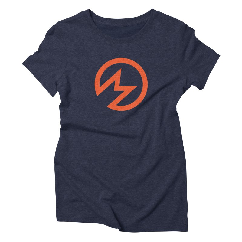 "Modern Superior ""M"" Logo Women's Triblend T-Shirt by Modern Superior"