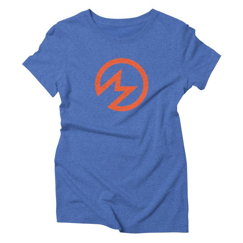 "Modern Superior ""M"" Logo Women's Triblend T-Shirt by Modern Superior"