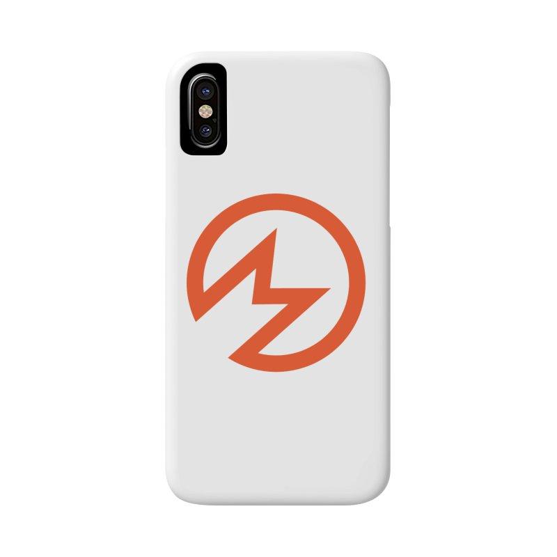 """Modern Superior """"M"""" Logo Accessories Phone Case by Modern Superior"""