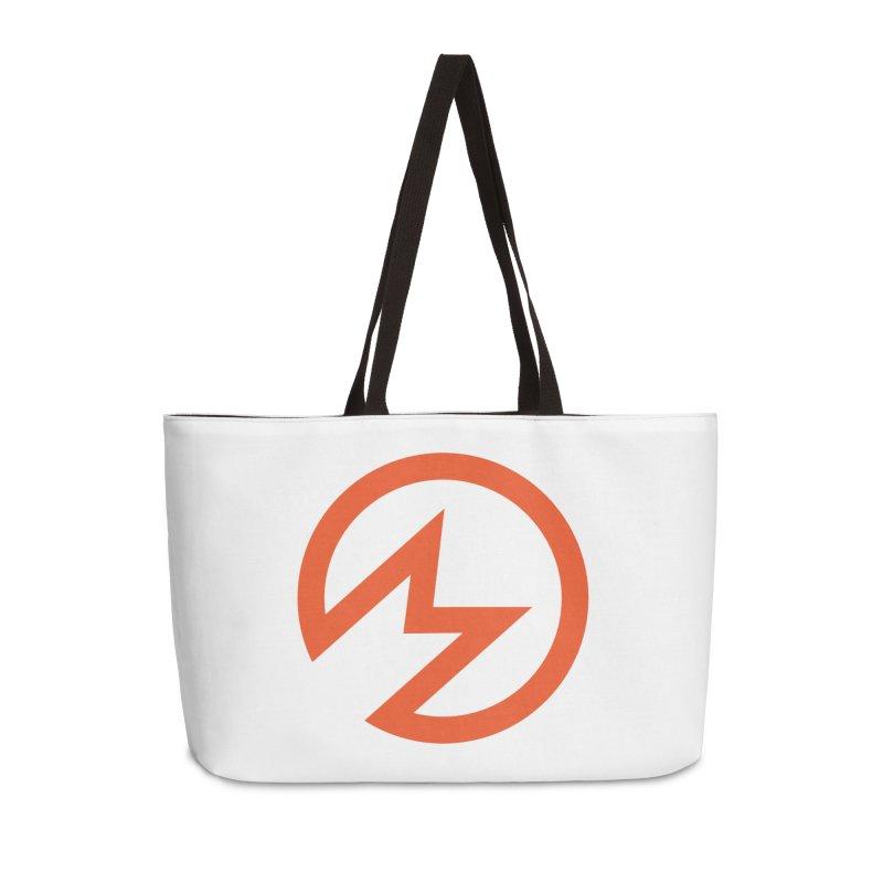 "Modern Superior ""M"" Logo Accessories Weekender Bag Bag by Modern Superior"