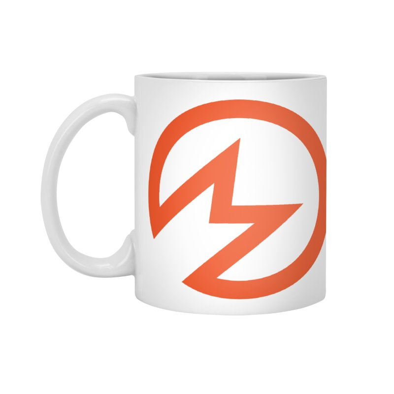 "Modern Superior ""M"" Logo Accessories Mug by Modern Superior"