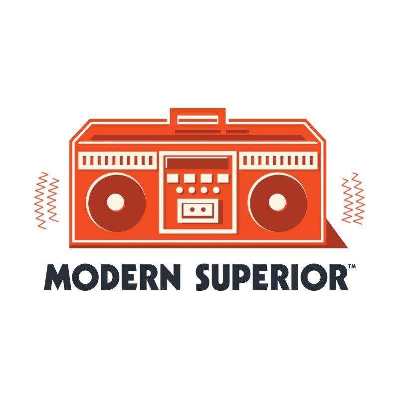 ModSup Boombox by Modern Superior