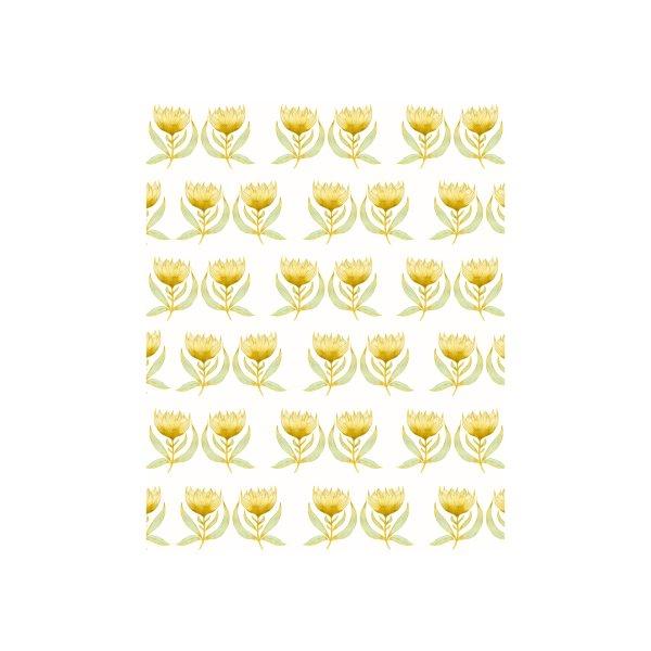 image for Vintage Sunflower Floral Pattern