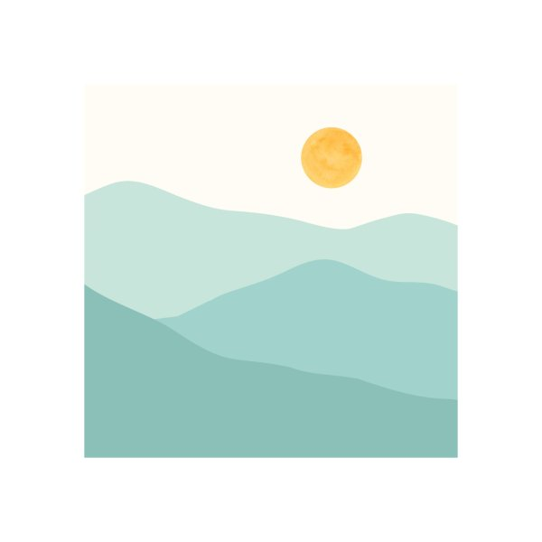 image for Mountain Landscape