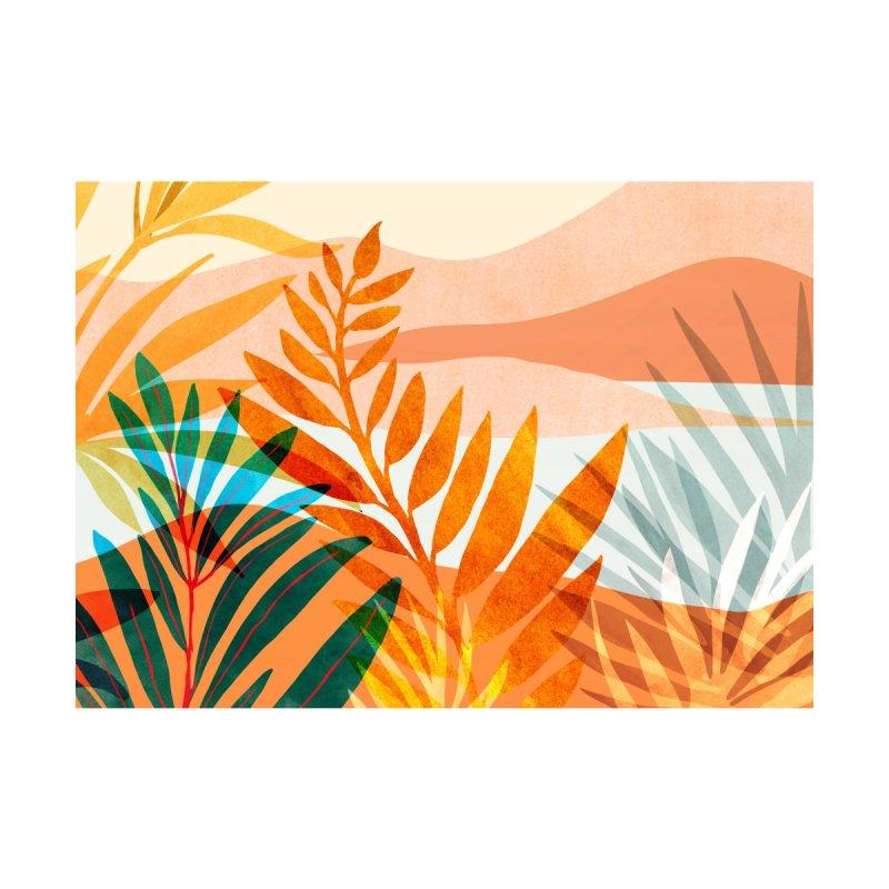 Summer Rainforest Home Fine Art Print by Modern Tropical's Shop