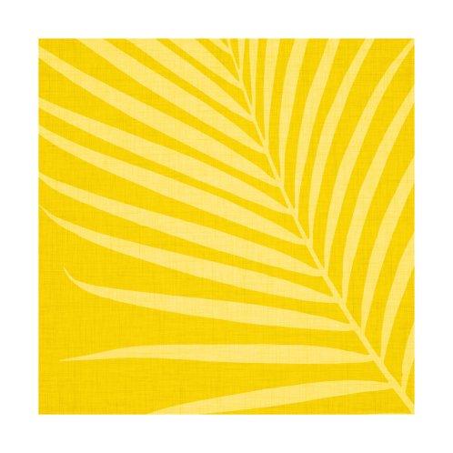 Design for Minimalist Tropical Palm Leaf