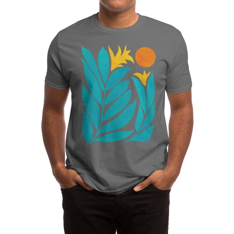 Wild Garden Men's T-Shirt by Modern Tropical's Shop