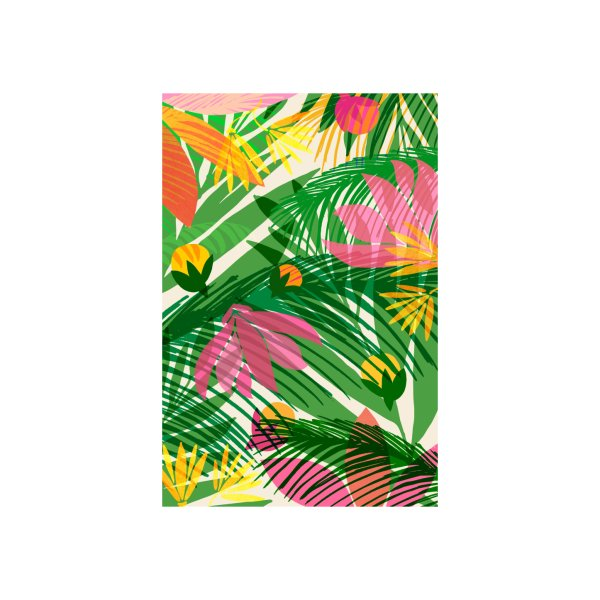 image for Tropical Hawaiian Print 3