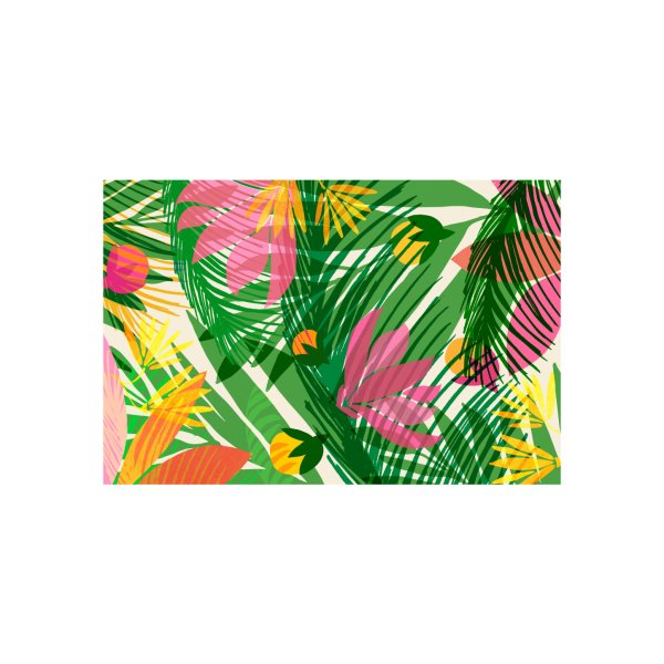 image for Tropical Hawaiian Print 4