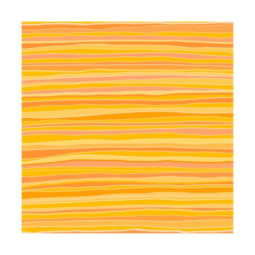 Design for Sunshine Stripes - Yellow Orange and Gold