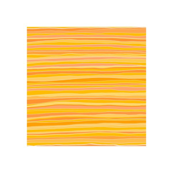 image for Sunshine Stripes - Yellow Orange and Gold