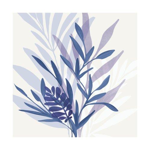 Design for Wildflower Bouquet Blues