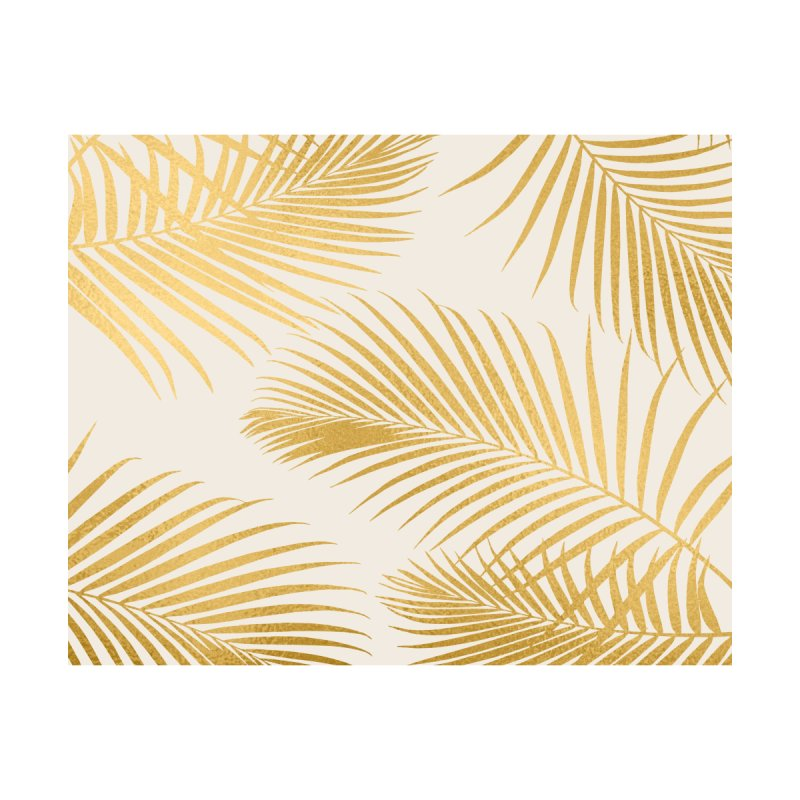 Metallic Gold Palms by Modern Tropical's Shop