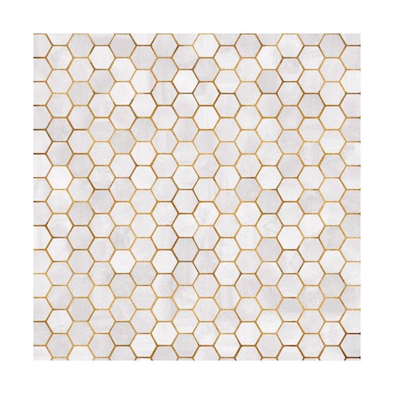 Metallic Geometric Pattern by Modern Tropical's Shop