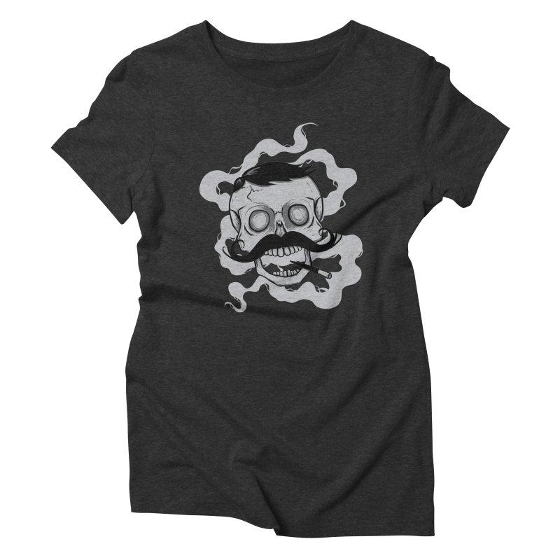 Stay Classy Women's Triblend T-shirt by modernwizard's Artist Shop