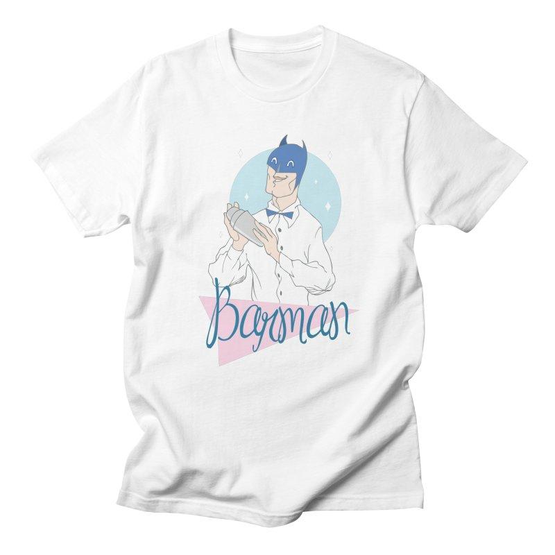 Barman Men's T-shirt by