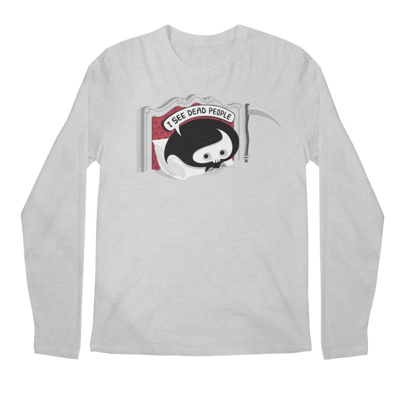 occupational hazard Men's Longsleeve T-Shirt by mohacsy's shop of witchcraft, wizardry and art:)