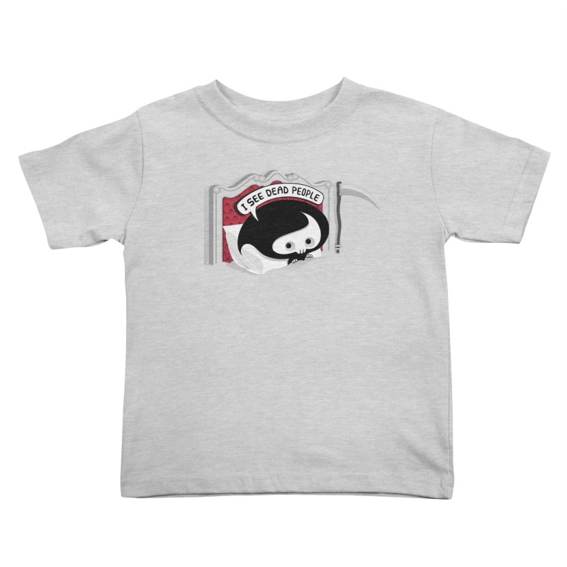 occupational hazard Kids Toddler T-Shirt by mohacsy's shop of witchcraft, wizardry and art:)