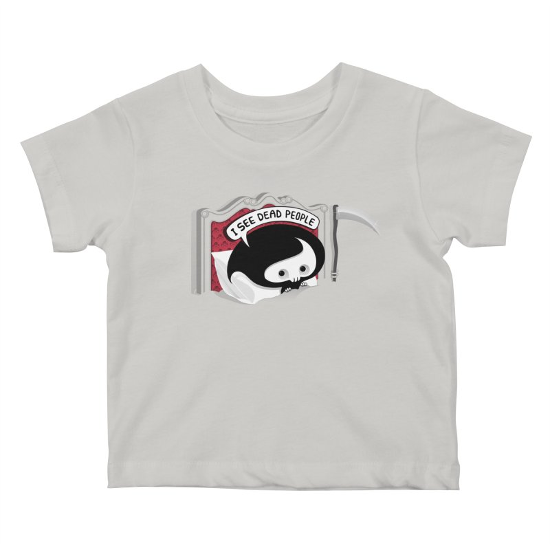 occupational hazard Kids Baby T-Shirt by mohacsy's shop of witchcraft, wizardry and art:)