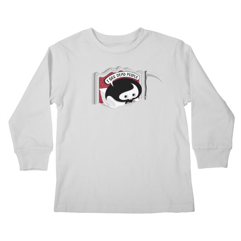 occupational hazard Kids Longsleeve T-Shirt by mohacsy's shop of witchcraft, wizardry and art:)