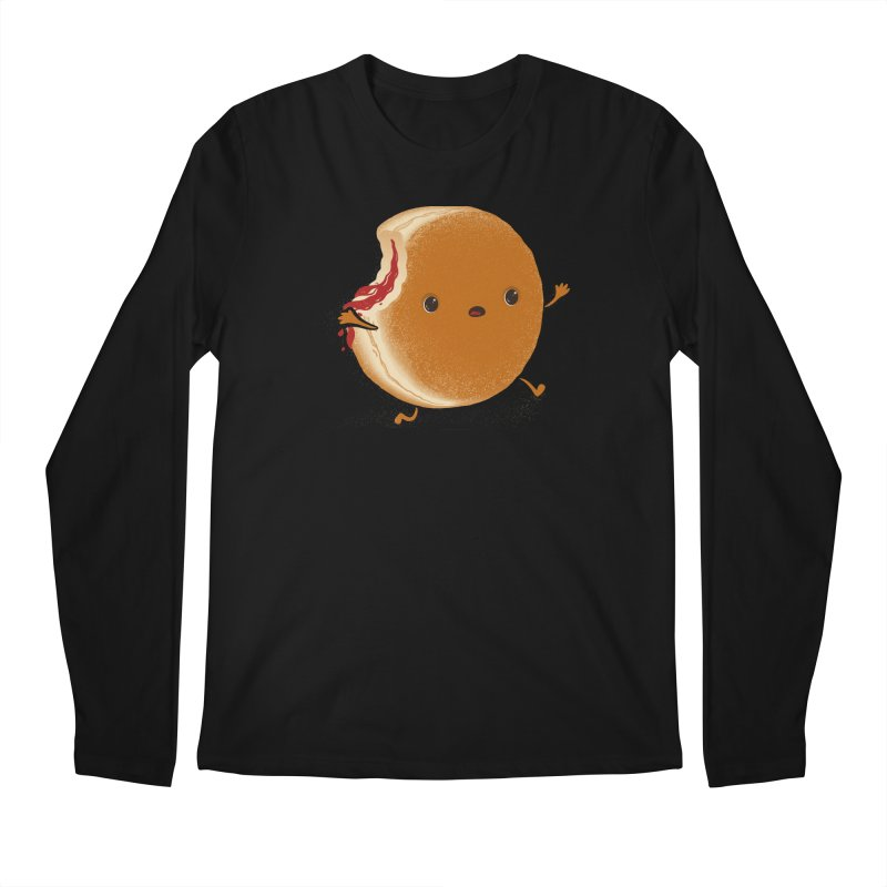 the getaway Men's Longsleeve T-Shirt by mohacsy's shop of witchcraft, wizardry and art:)