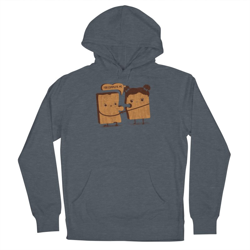 made for each other  Men's Pullover Hoody by mohacsy's shop of witchcraft, wizardry and art:)