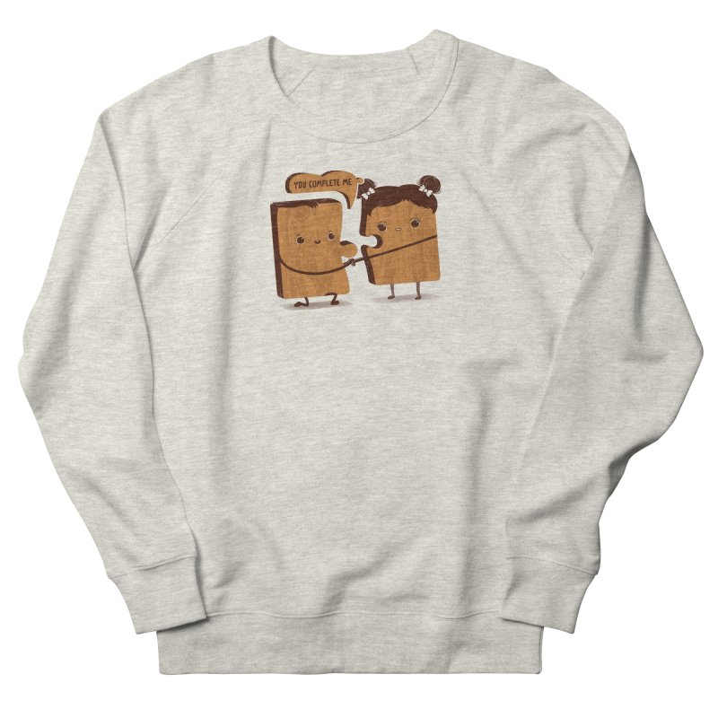 made for each other  Men's Sweatshirt by mohacsy's shop of witchcraft, wizardry and art:)