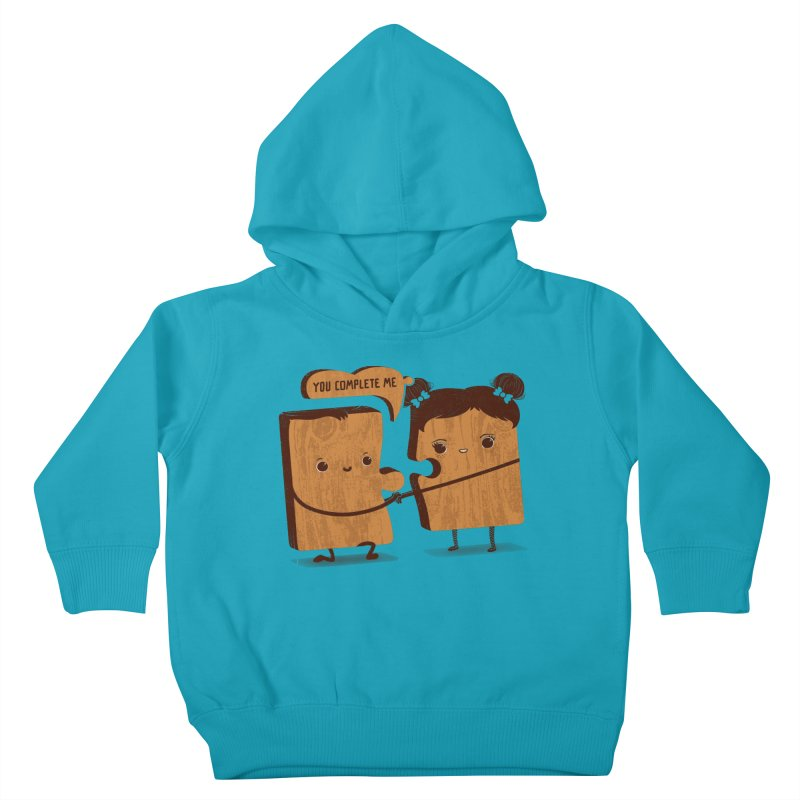 made for each other  Kids Toddler Pullover Hoody by mohacsy's shop of witchcraft, wizardry and art:)