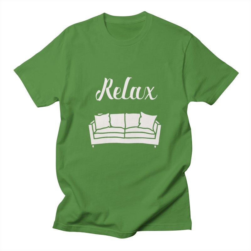Relax Men's T-shirt by mohsherif's Artist Shop