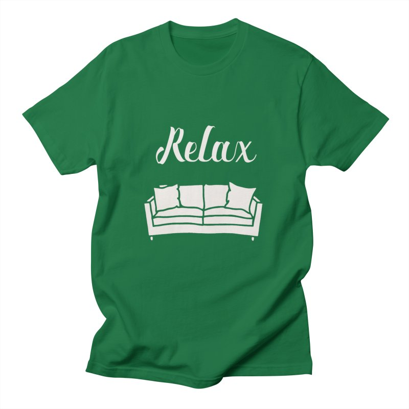 Relax Men's T-Shirt by mohsherif's Artist Shop