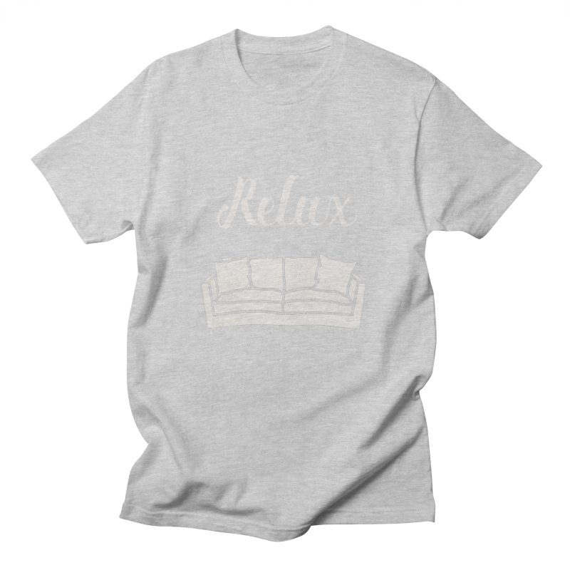 Relax Women's Unisex T-Shirt by mohsherif's Artist Shop