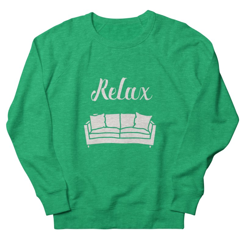 Relax Men's Sweatshirt by mohsherif's Artist Shop
