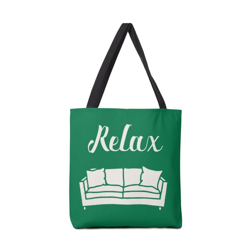 Relax Accessories Bag by mohsherif's Artist Shop